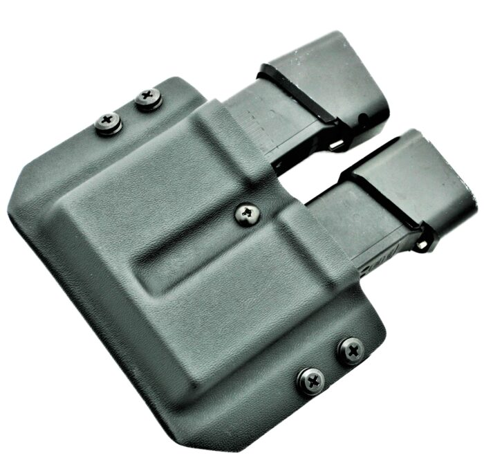 Universal double mag pouch