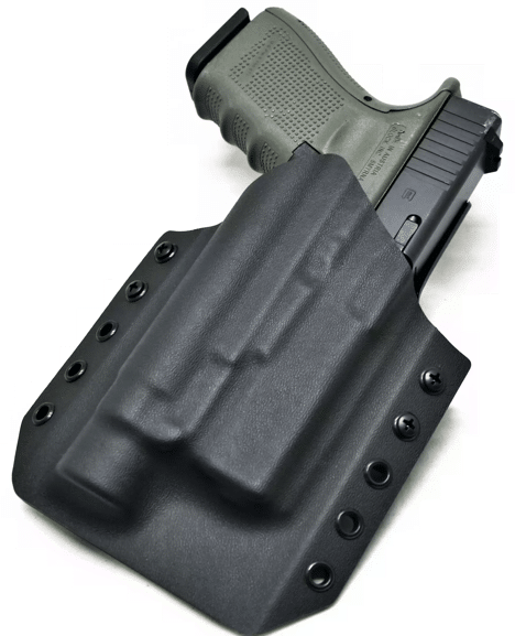 Custom Kydex Concealment Holsters | Code 4 Defense