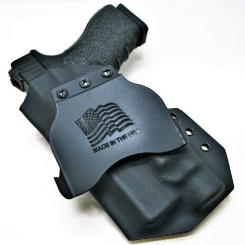 OWB Light Bearing Paddle Holster