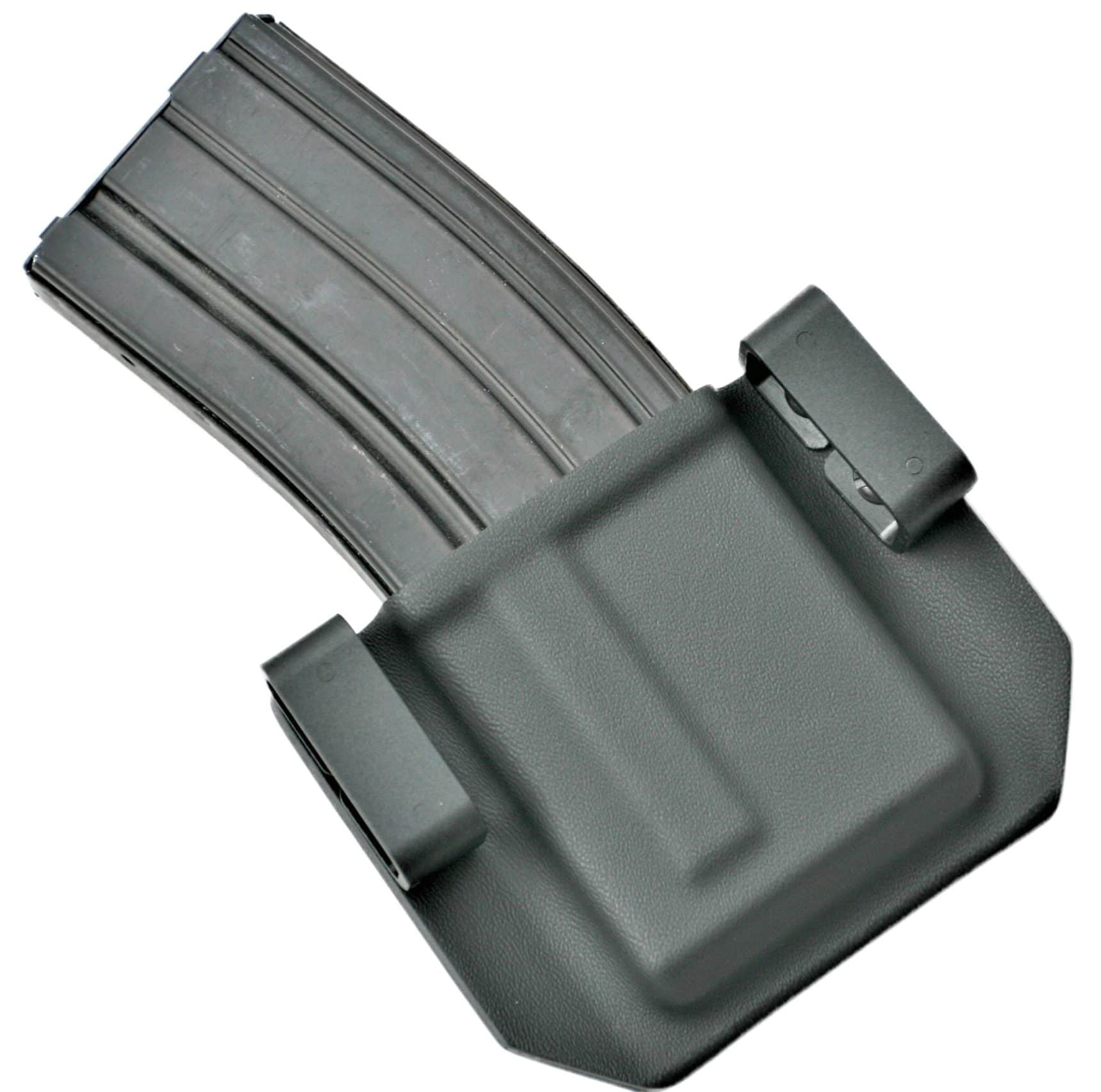 Universal AR-15 mag holder / pouch