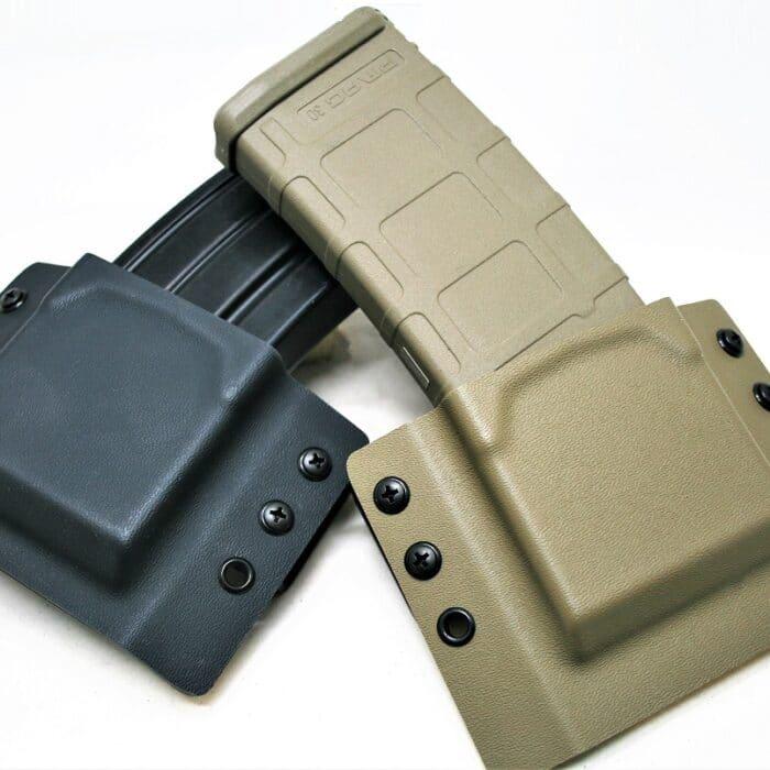 Universal kydex AR 15 mag holster