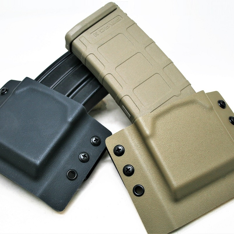 Universal AR40 Kydex Mag Holster 4040640 Magazine Holder Classy Holster With Magazine Holder