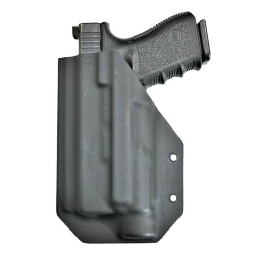 Glock 19 in IWB lightbearing kydex holster