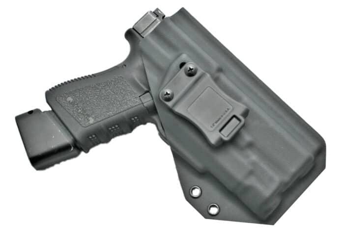 Kydex IWB light bearing holster