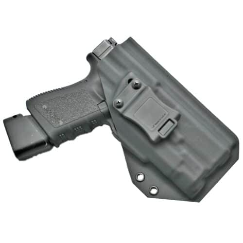 Kydex IWB lightbearing holster