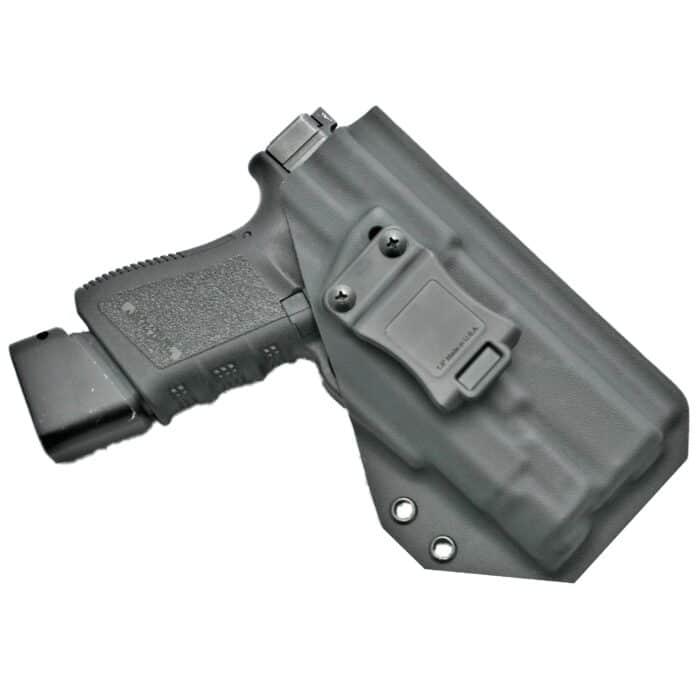 Kydex IWB lightbearing holster