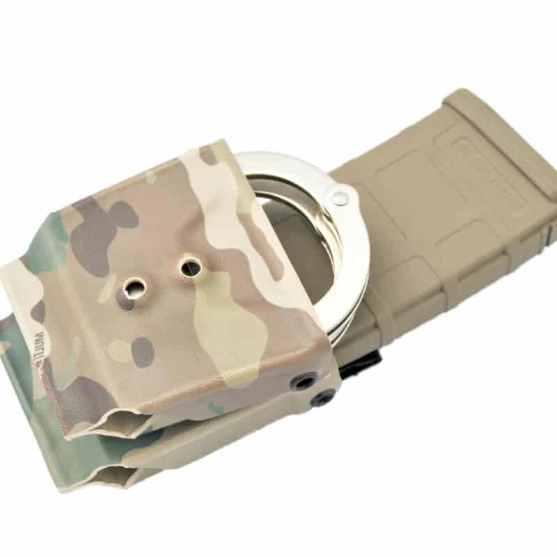 Camo handcuff pouch