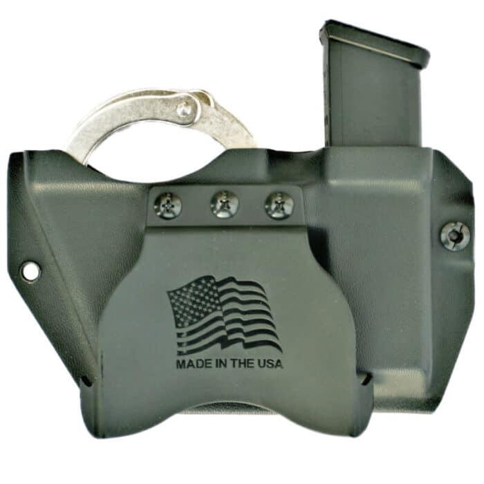 Kydex Mag/Handcuff holder