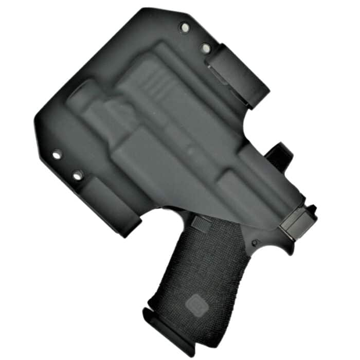 OWB Light Bearing Holster - Glock 43X MOS with TLR-7 SUB