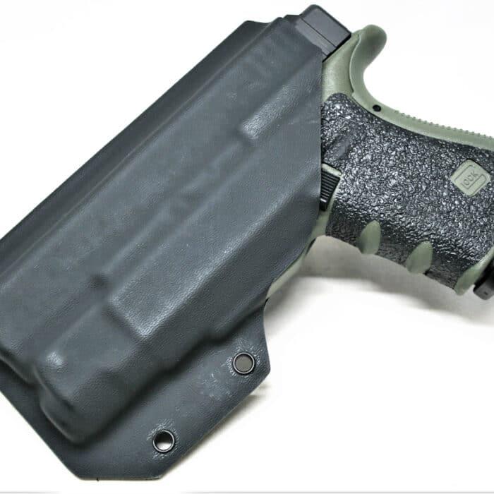 IWB Light Bearing Holster - Glock 19 with Inforce APL-C