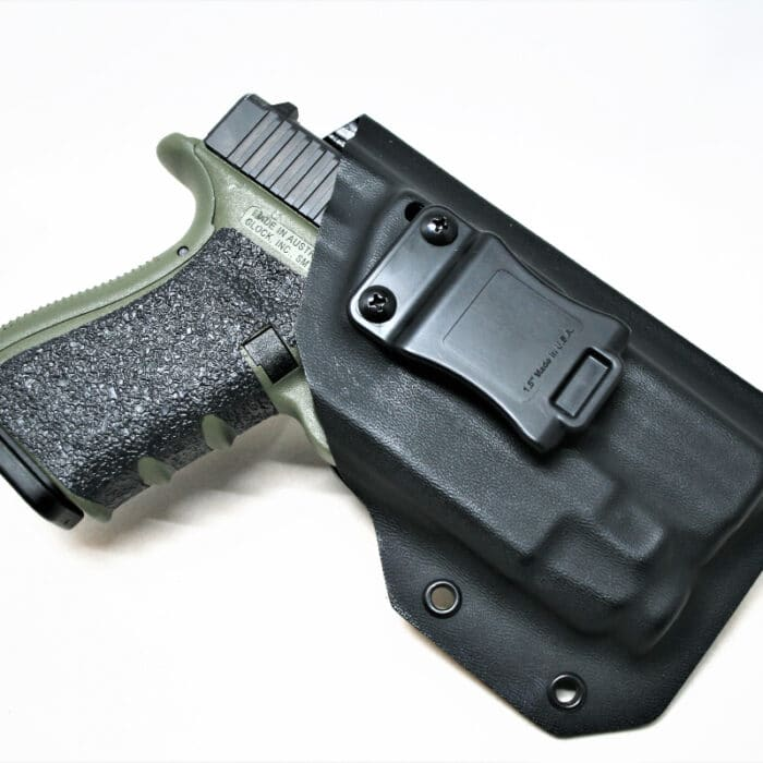 IWB Light Bearing Holster - Glock 19 with TLR-7