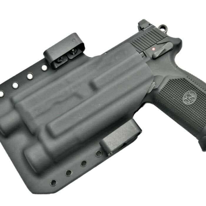 OWB Light Bearing Holster - FNX 45 Tactical with TLR-1