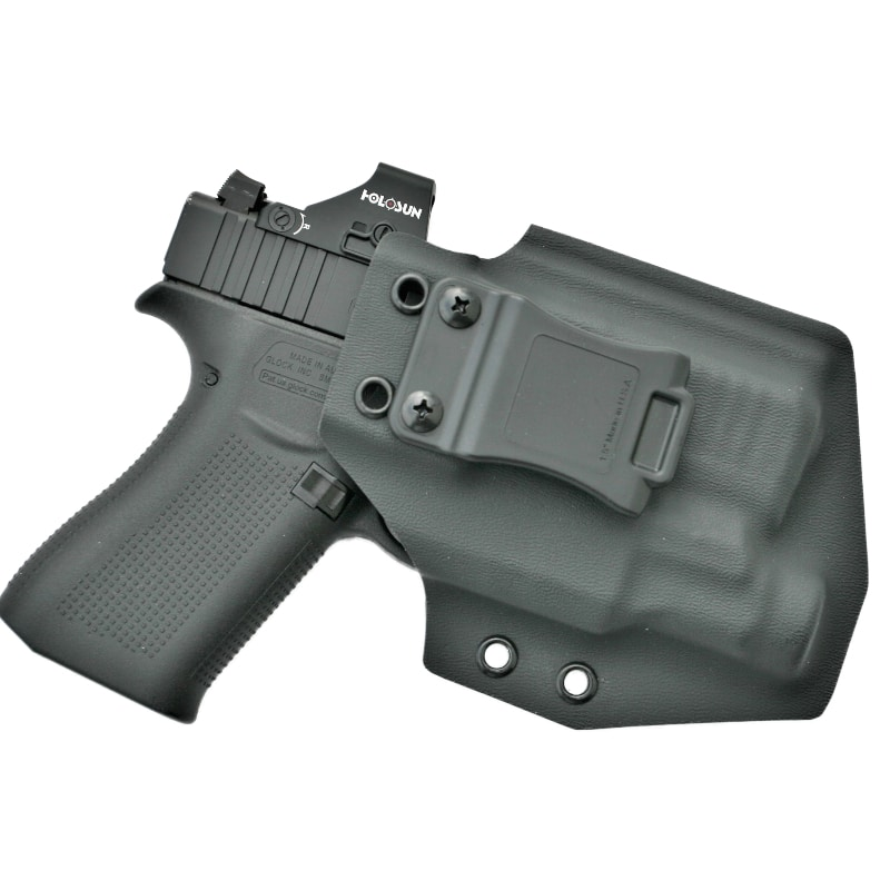 IWB Light Bearing Holster - Glock 43X MOS with TLR-7 SUB