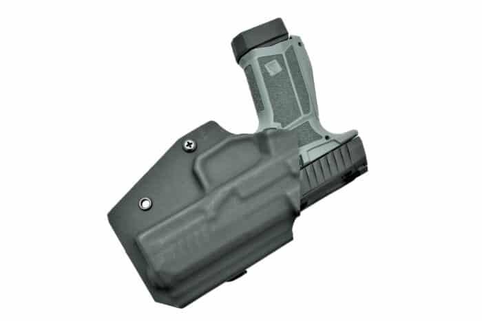 Multi-mount OWB holster