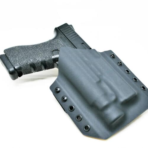 OWB Light Bearing Holster - Glock 17 with TLR-1