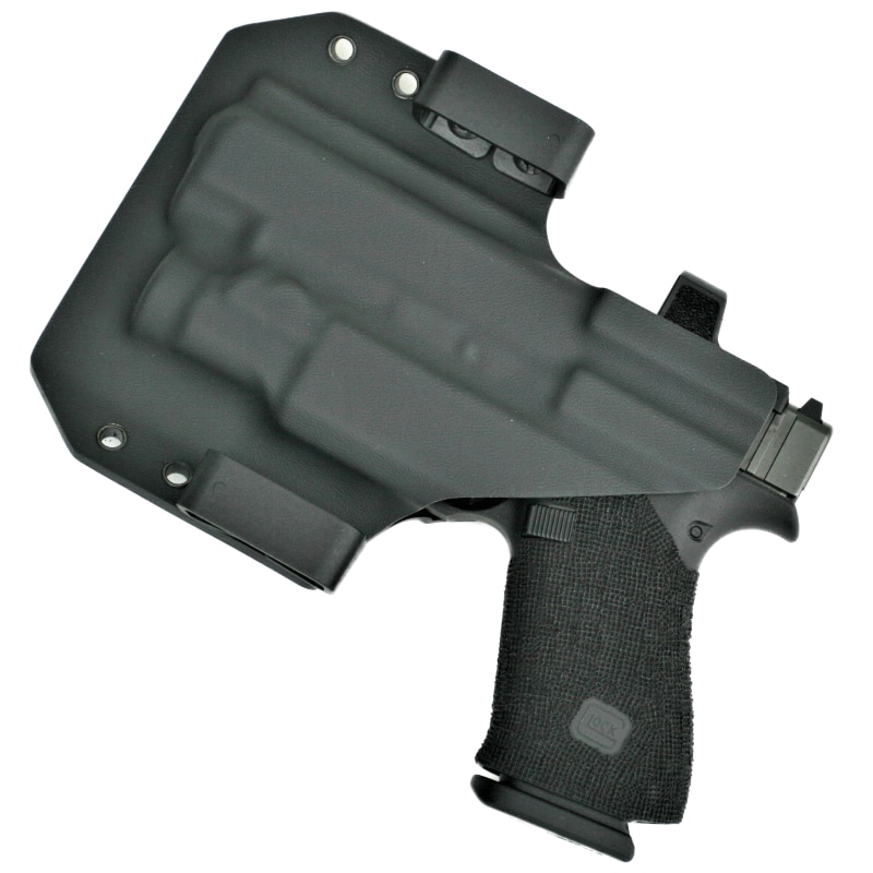 OWB Light Bearing Holster - Glock 48 MOS with TLR-7 SUB